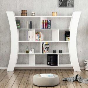 Kệ sách, kệ trang trí gỗ hiện đại Blackstone (6)