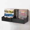 Khay đĩa nhạc gắn tường SMLIFE (Set 2)
