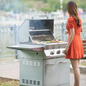 Lò nướng BBQ gia đình ngoài trời CSPS (7)
