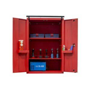 Tủ Đựng Dụng Cụ 2 Cửa 3 Ngăn CSPS - W61.5xL91xH136cm