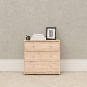 Tủ phòng ngủ gỗ hiện đại Serling (2)