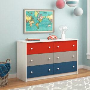 Tủ phòng ngủ gỗ hiện đại Sidney (1.1)
