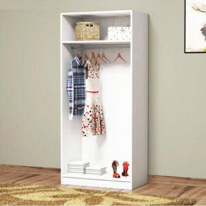 Tủ quần áo gỗ hiện đại Bunbuku (1.1)