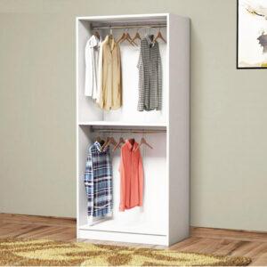 Tủ quần áo gỗ hiện đại Busshiri (1.1)