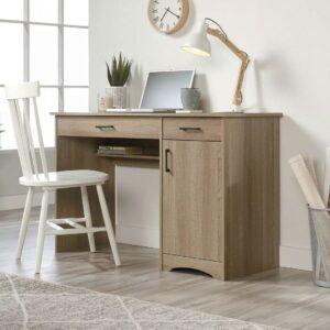 Bàn làm việc, bàn học gỗ hiện đại Deacon (1)