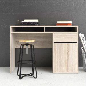 Bàn làm việc, bàn học gỗ hiện đại Dekao (1)