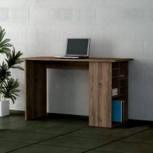 Bàn làm việc, bàn học gỗ hiện đại Dexiter (1)