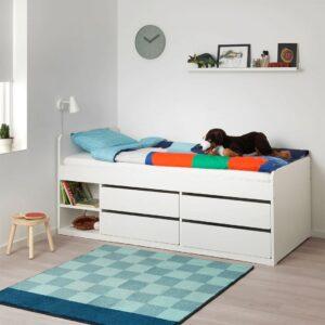 Giường ngủ gỗ hiện đại Sharda (1)