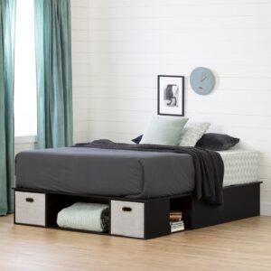 Giường ngủ gỗ hiện đại Shatex (1)