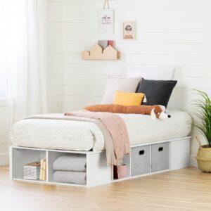 Giường ngủ gỗ hiện đại Sheetal (1)