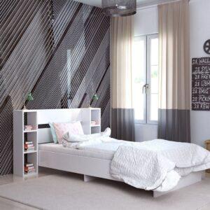 Giường ngủ gỗ hiện đại Sical
