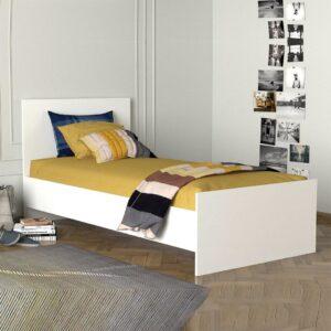Giường ngủ gỗ hiện đại Silverline (1)