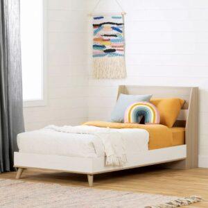Giường ngủ gỗ hiện đại Simco (1)