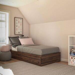 Giường ngủ gỗ hiện đại Siporex (1)