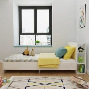 Giường ngủ gỗ hiện đại Sirohia (1)