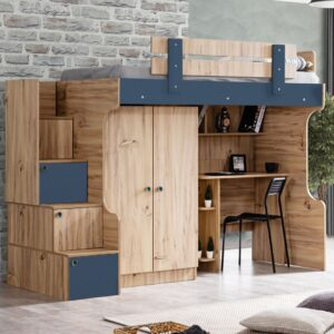 Giường tầng gỗ hiện đại cho bé Sianba (14)
