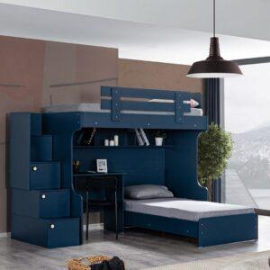 Giường tầng gỗ hiện đại cho bé Suvena (8)