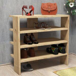 Kệ để giầy gỗ hiện đại Roborio (1)