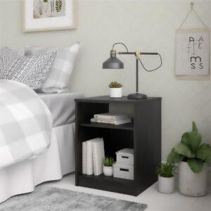Kệ gỗ đầu giường hiện đại Natco (1)