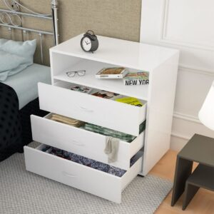 Kệ gỗ đầu giường hiện đại Nexiso (1)
