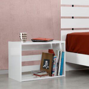 Kệ gỗ đầu giường hiện đại Nippon (1)