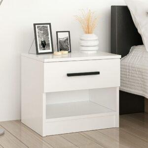 Kệ gỗ đầu giường hiện đại Novengo (1)