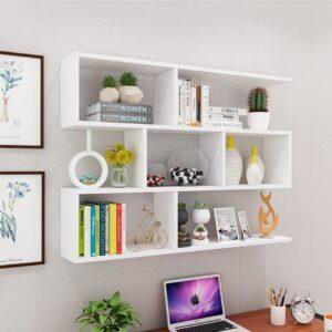 Kệ gỗ treo tường trang trí hiện đại Wilee (1)