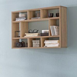 Kệ gỗ treo tường trang trí hiện đại Witty (1)