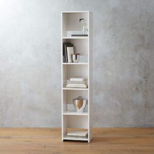 Kệ sách, kệ trang trí gỗ hiện đại Baillie (1)