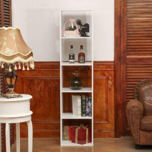 Kệ sách, kệ trang trí gỗ hiện đại Barreta (1)