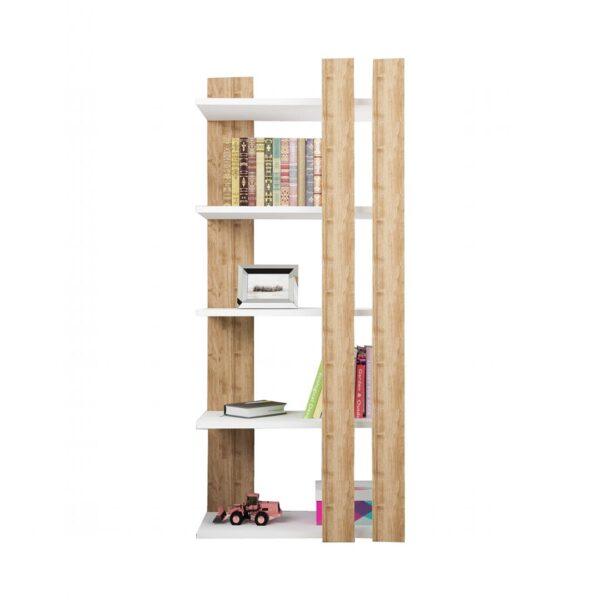 Kệ sách, kệ trang trí gỗ hiện đại Billinda (2)