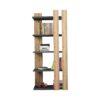 Kệ sách, kệ trang trí gỗ hiện đại Billinda (4)