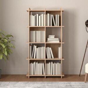 Kệ sách, kệ trang trí gỗ hiện đại Birding (1)