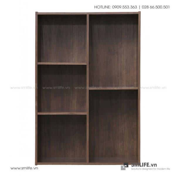 Kệ sách, kệ trang trí gỗ hiện đại Bleanish (6)