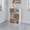 Kệ sách, kệ trang trí gỗ hiện đại Blink (1)
