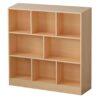 Kệ sách, kệ trang trí gỗ hiện đại Bridgeman (4)