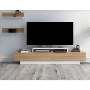 Kệ tivi gỗ hiện đại Telulu (1)
