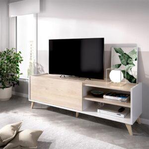 Kệ tivi gỗ hiện đại Tiffa (1)