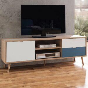 Kệ tivi gỗ hiện đại Turles (1)
