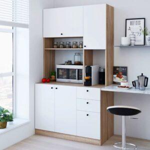 Tủ phòng ăn gỗ hiện đại Dasksa (5)