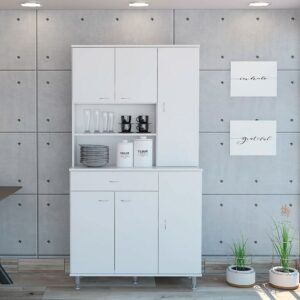 Tủ phòng ăn gỗ hiện đại Doumia (1)
