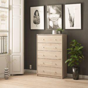 Tủ phòng ngủ gỗ hiện đại Sanderson (1)