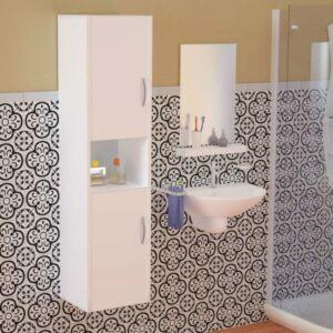 Tủ phòng tắm gỗ hiện đại Salina (1)