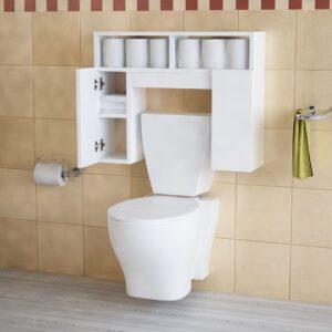 Tủ phòng tắm gỗ hiện đại Samhah (1)