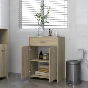 Tủ phòng tắm gỗ hiện đại Samphrey (1)