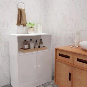 Tủ phòng tắm gỗ hiện đại Sampson (1)