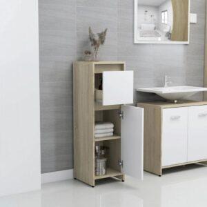 Tủ phòng tắm gỗ hiện đại Seiland (1)