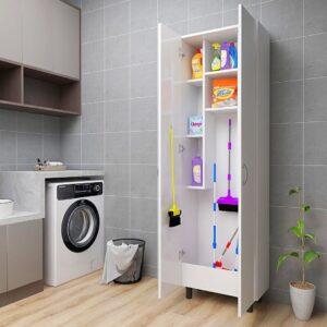 Tủ phòng tắm gỗ hiện đại Symito (1)