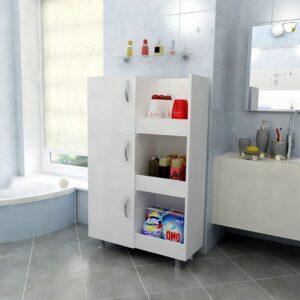 Tủ phòng tắm gỗ hiện đại Synize (1)