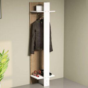 Tủ quần áo gỗ hiện đại Capricorn (1)